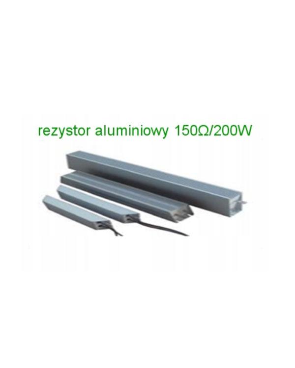 rezystor hamujacy aluminiowy 150ohm 200w