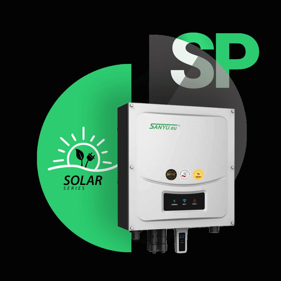 Falownik solarny Sanyu SPH50 F