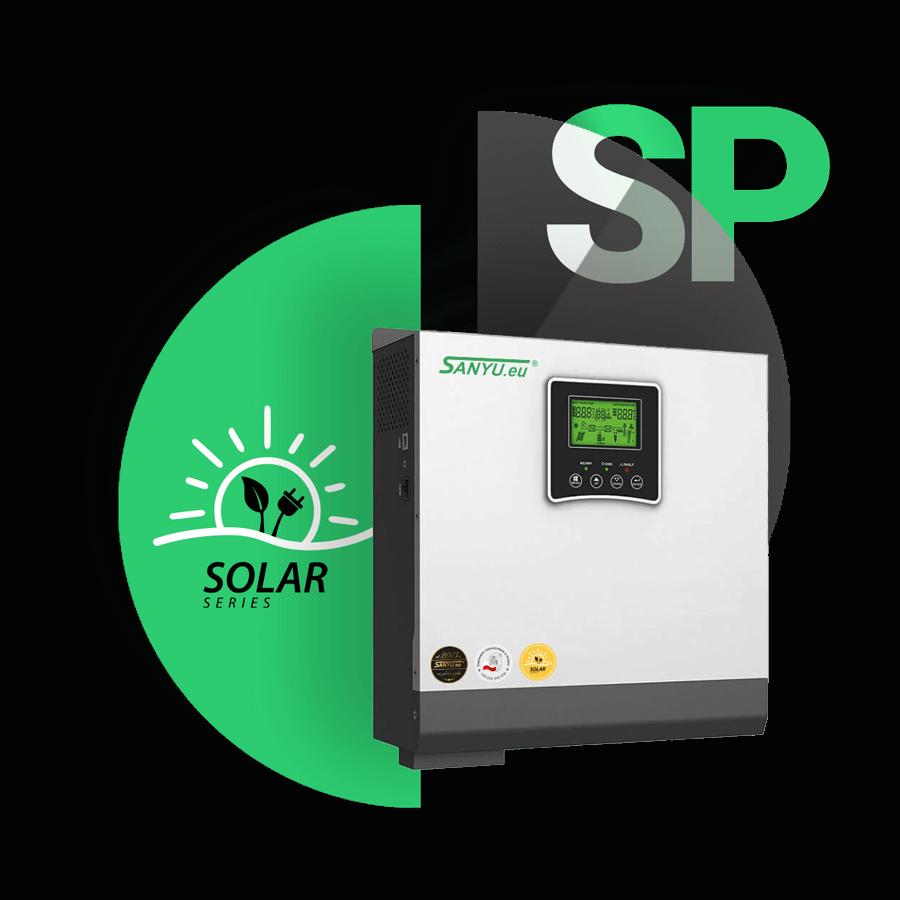 Falownik solarny Sanyu SPV18